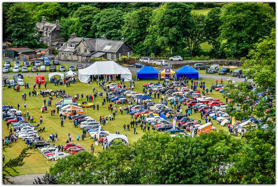 Lakes Charity Classic Vehicle Show